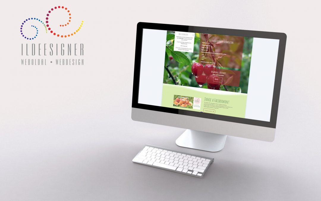 Danic weboldal